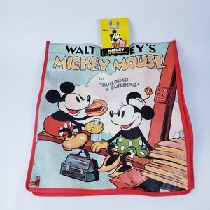 Mickey mouse 90th anniversary reusable tote